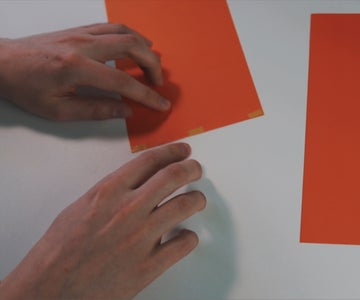 Cutting Paper Pieces