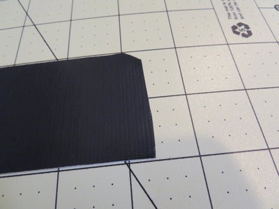 Make the Top Side of Duct Tape Mat