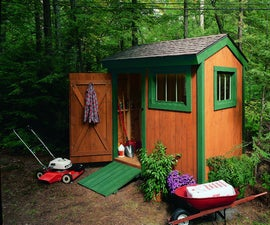 Build a Garden Shed