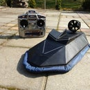 Radio Controlled Hovercraft.