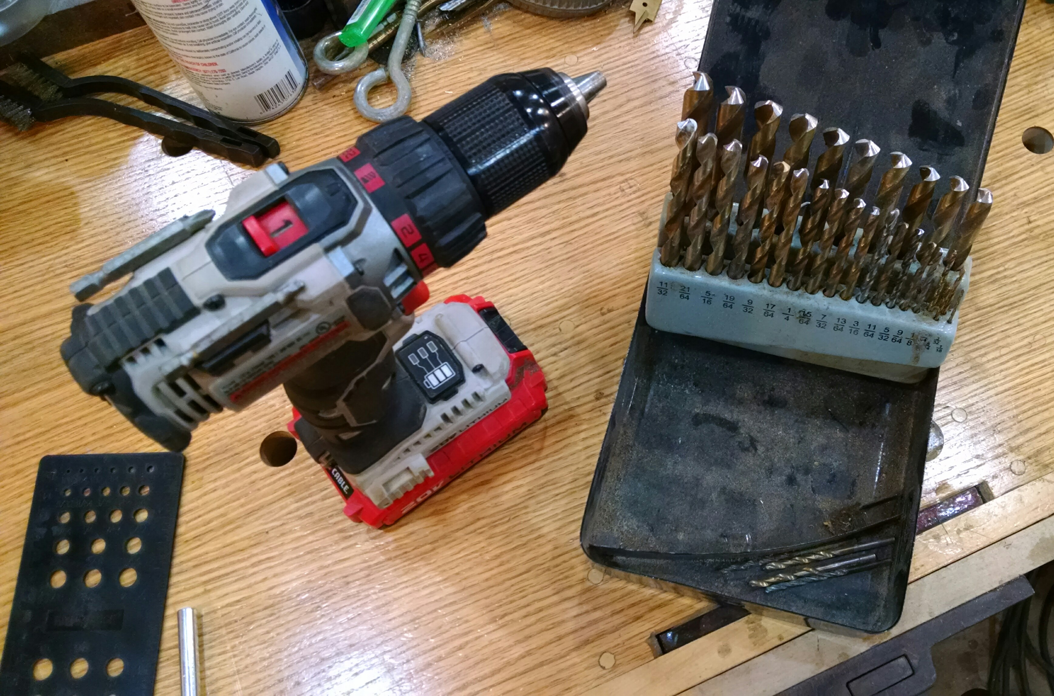 Picture of Project 1: Measure and Drill