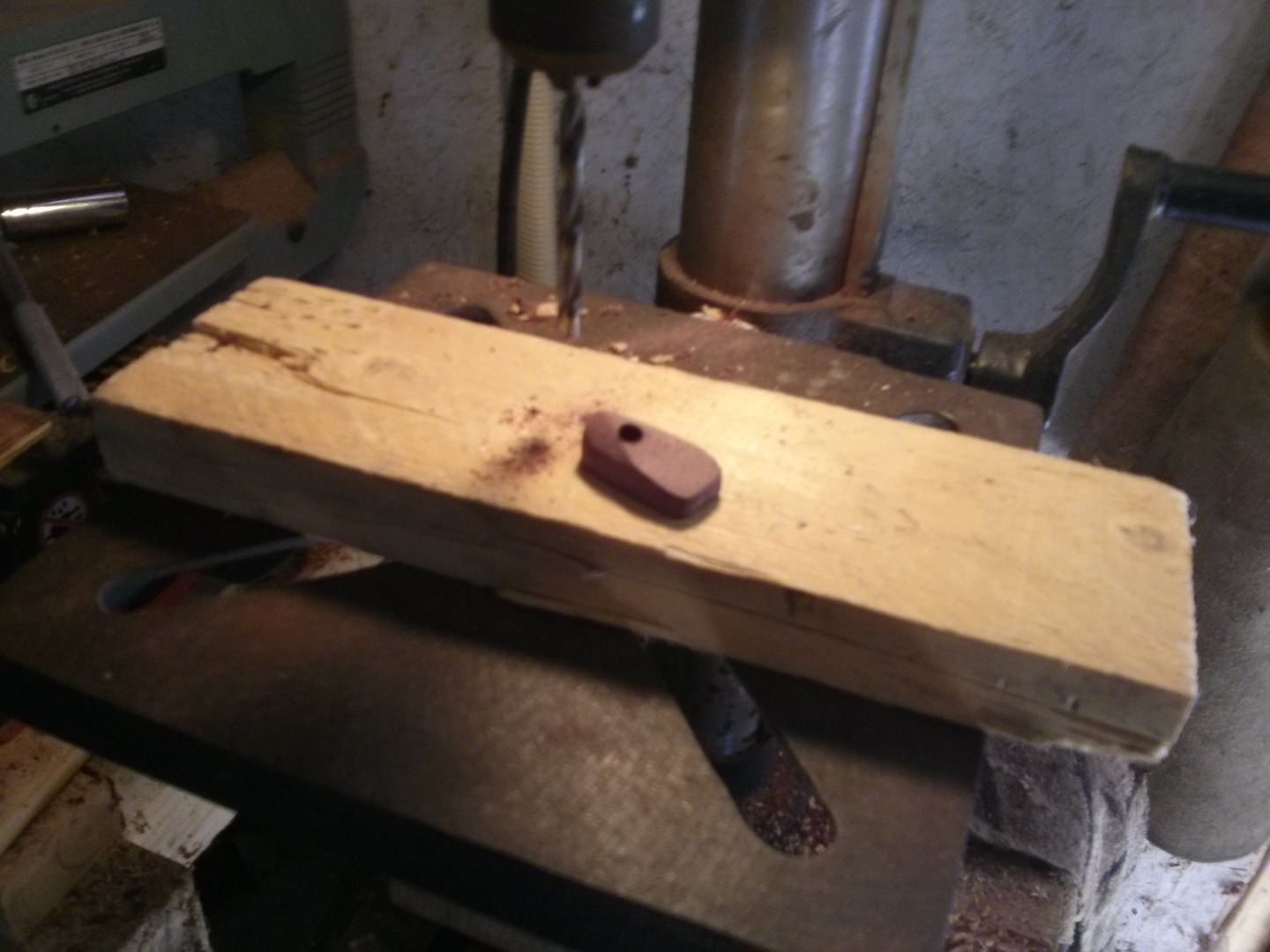 Picture of Cutting the Reel Lock