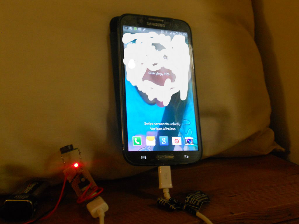 Picture of DIY Samsung USB Charger