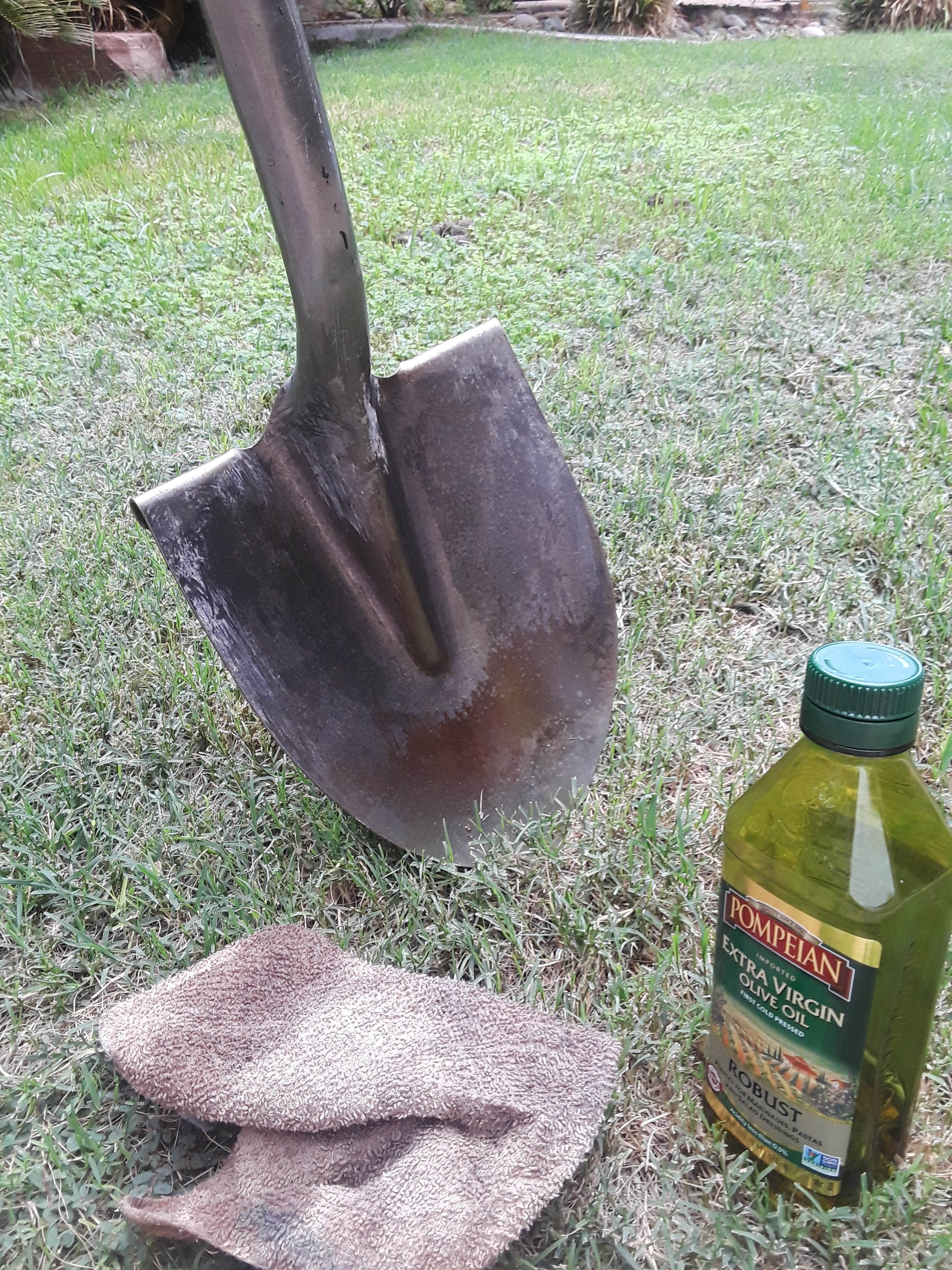 Picture of Shovel Coating