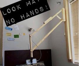 Procrastination Station/ Hands Free Phone Bracket