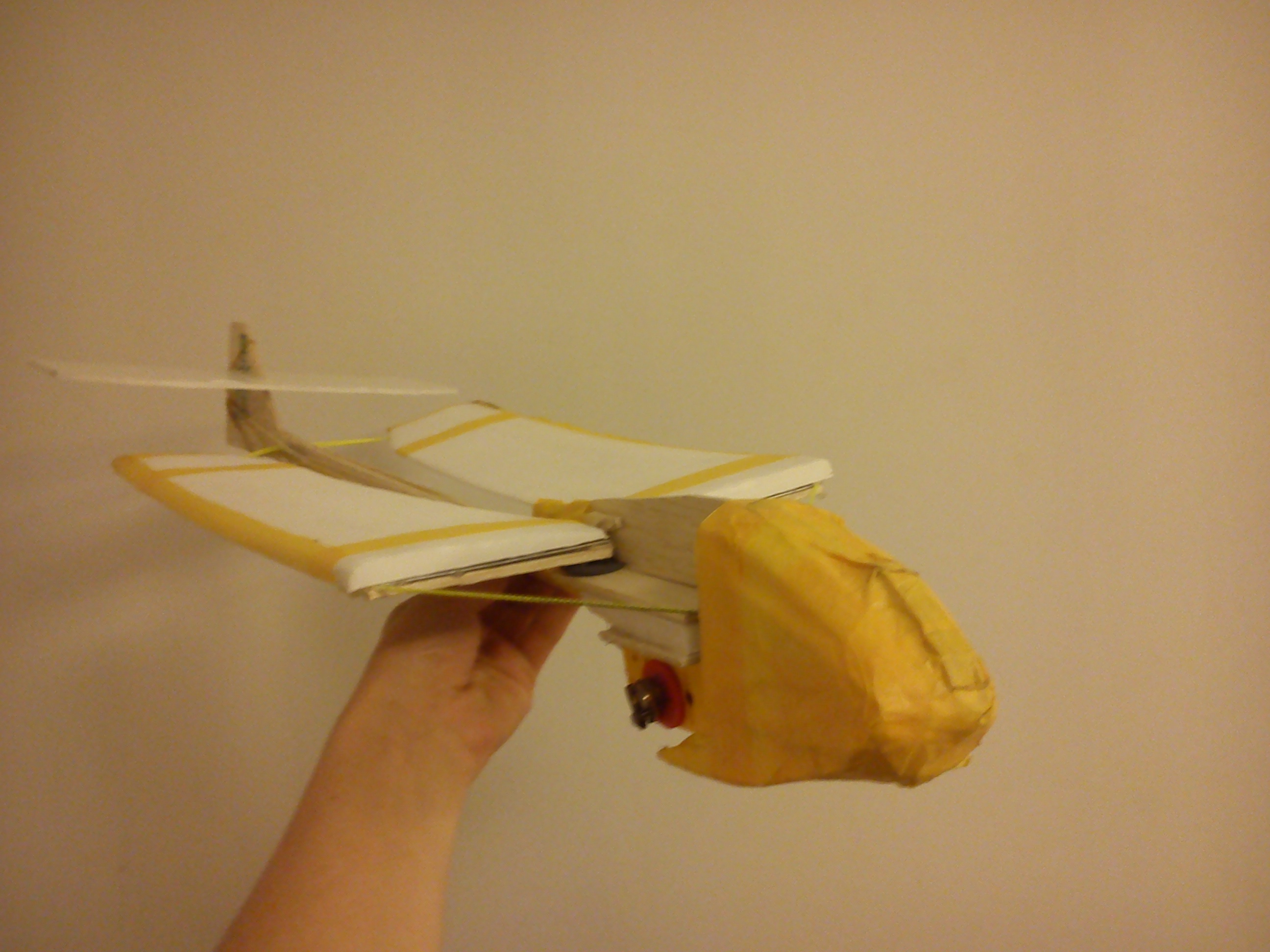 Picture of Flip Open Plane