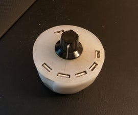 Rotary USB Selector