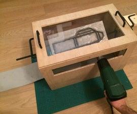 Stamping Machine for Small Series EVA Foam Phone Case