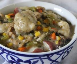 Chick'n & Dumplings