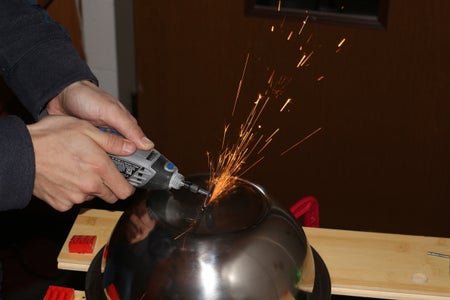 Preparing the Loading Bowl