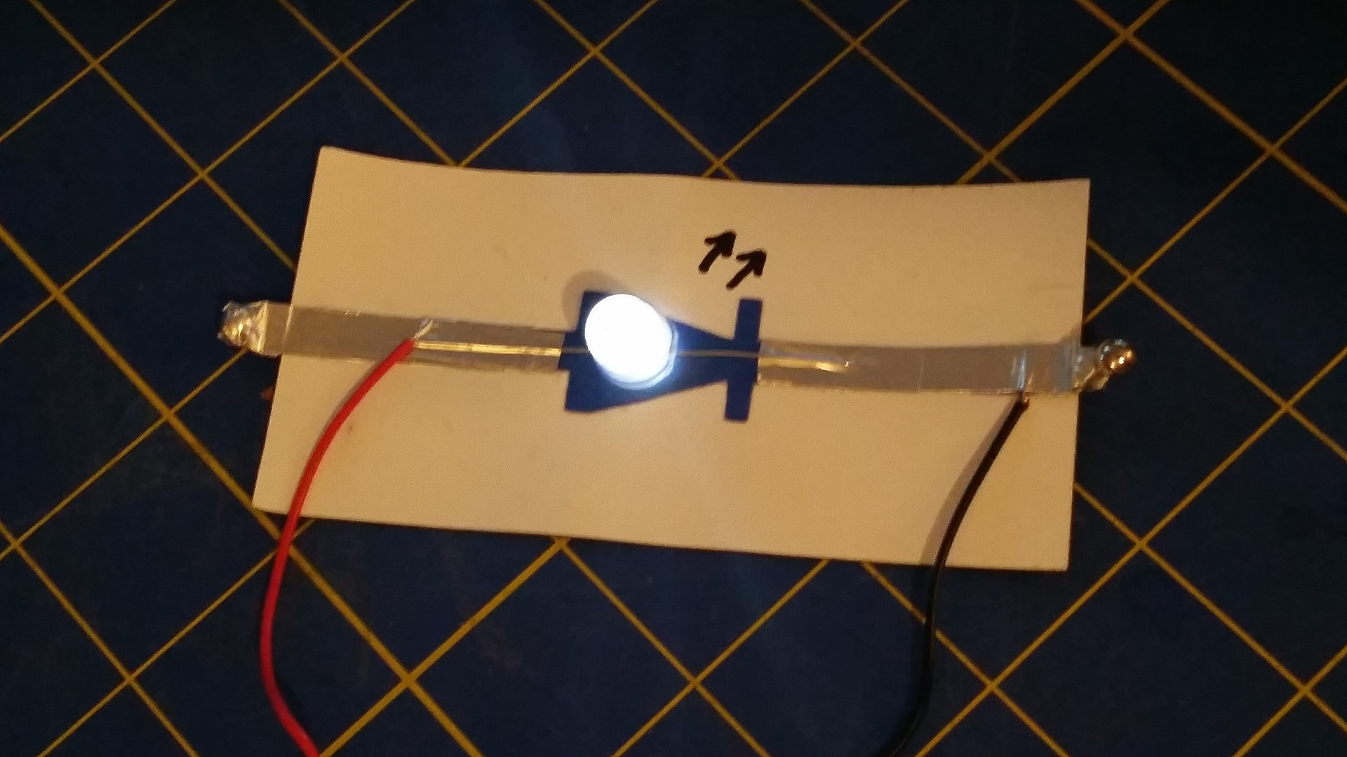 Picture of Some Disassembly Required, Light