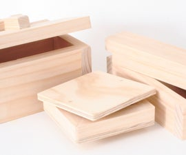 Techniques for making a few simple boxes
