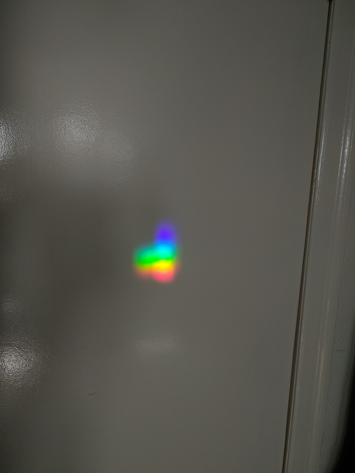 Picture of Filtered Rainbows: a Simple Experiment on Light & Colors