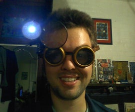 DIY Prescription Safety Goggles! (plus a few extras)