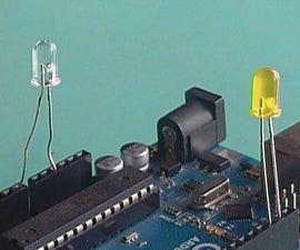 Light Sensing LEDs