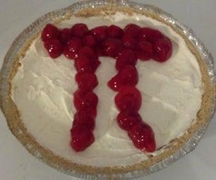 Easy As Pi Cherry Cheese Pie