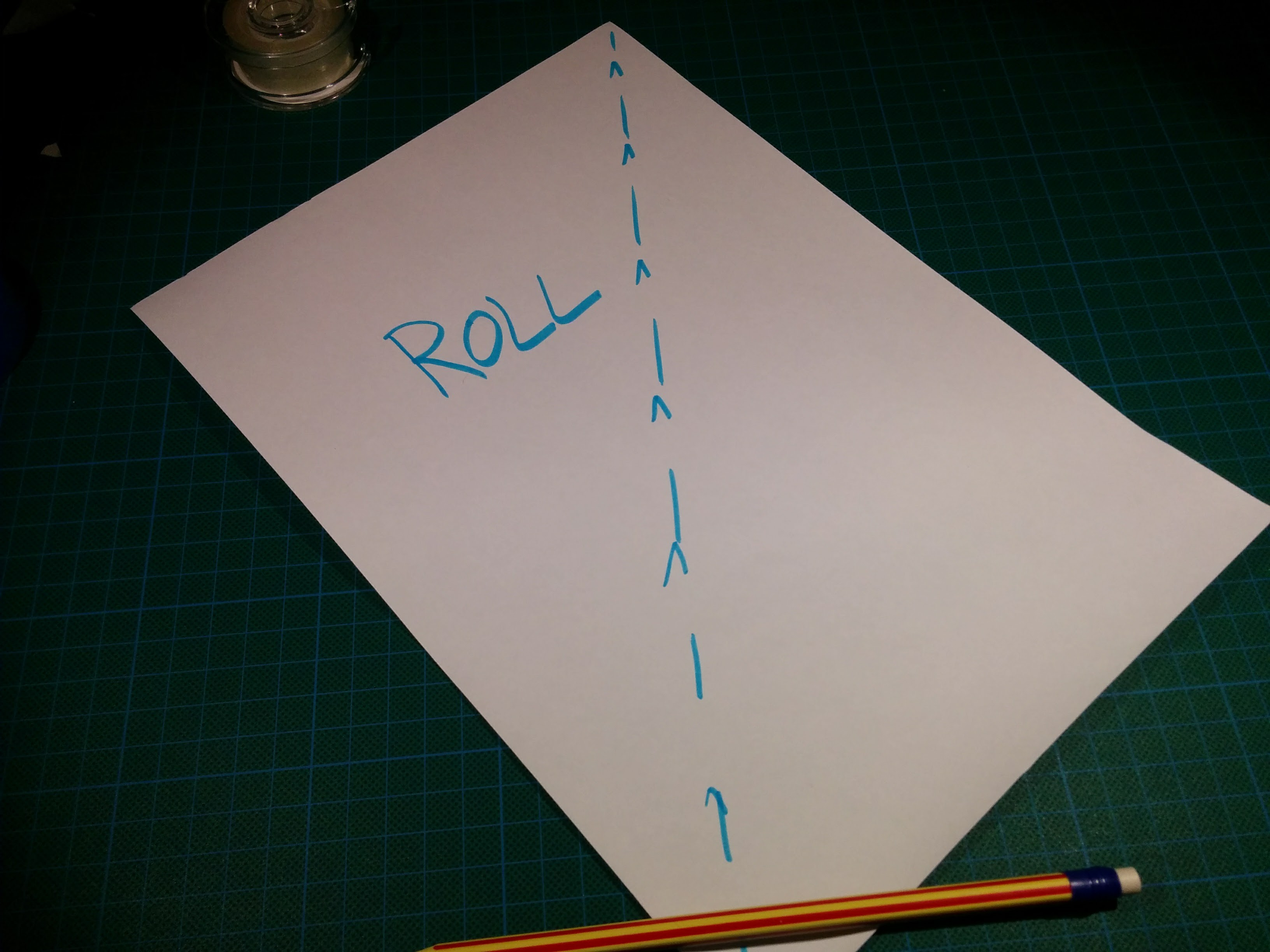 Picture of Roll the Paper