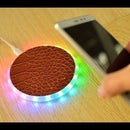 Wireless Charger With a Sound-Sensing Sparkle