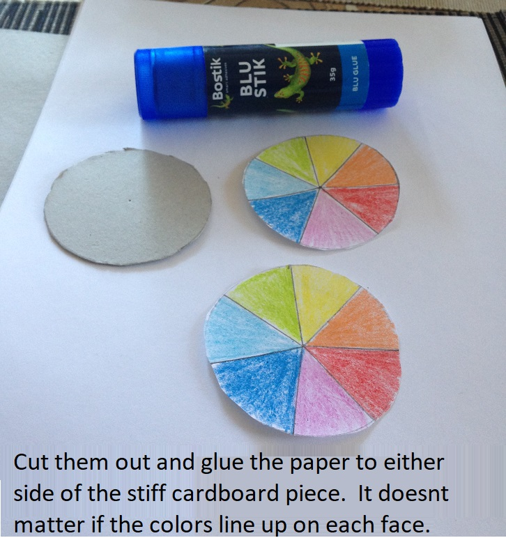 Picture of Cut It Out and Glue It Together