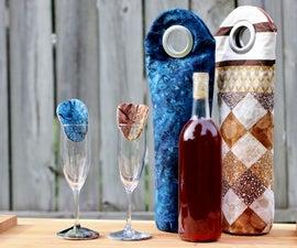 Wine Tote & Coasters