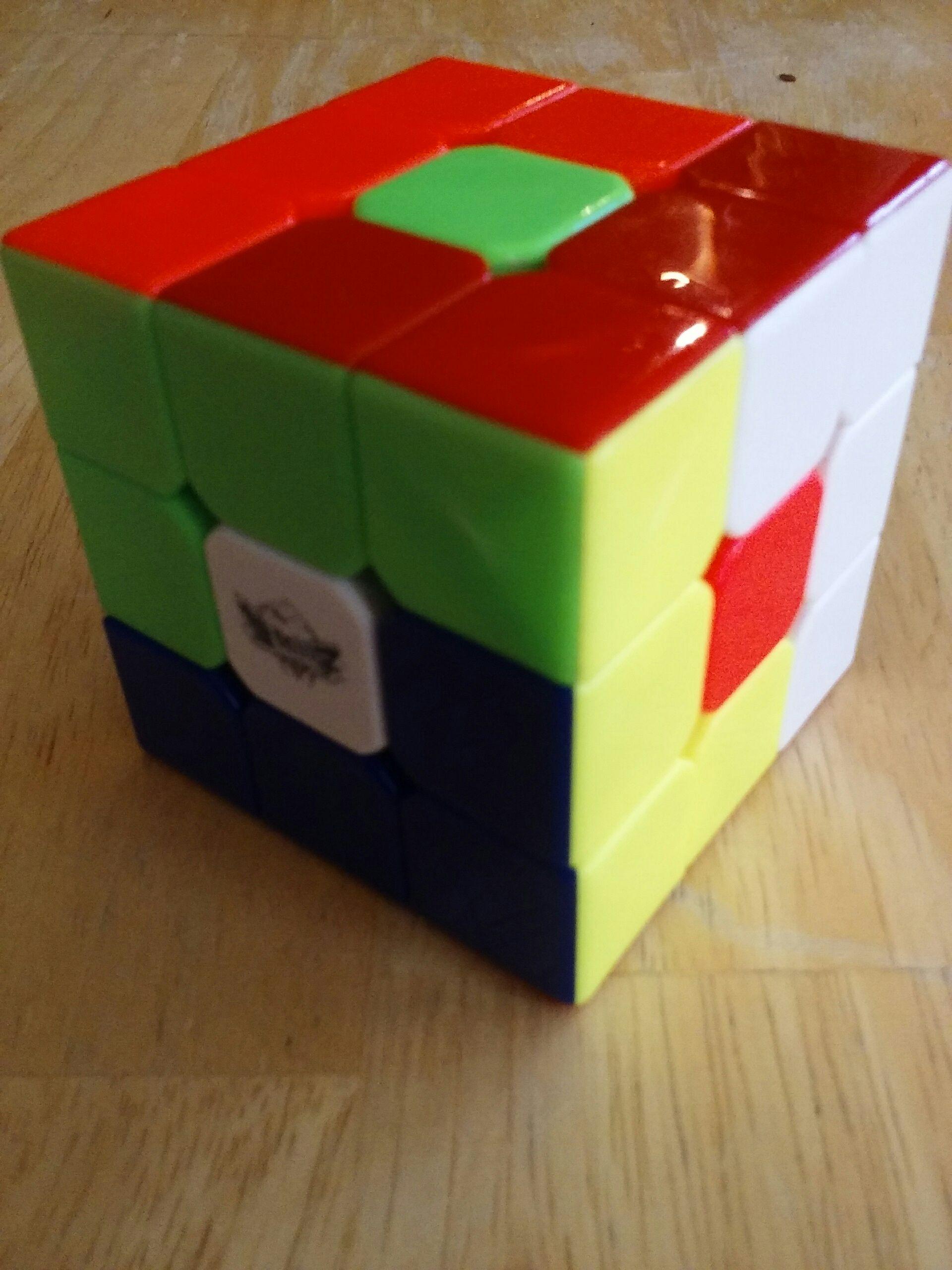 Picture of Rubik's Cube Tricks: Ying Yang