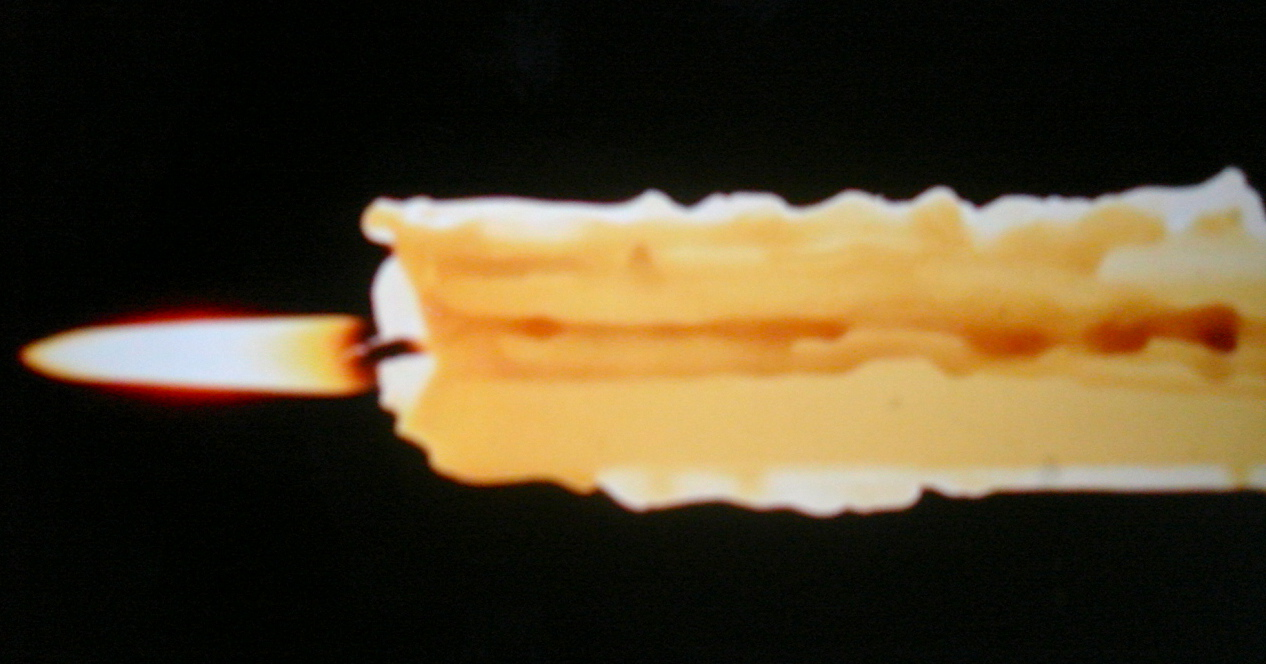 Picture of Candle Swing Experiment