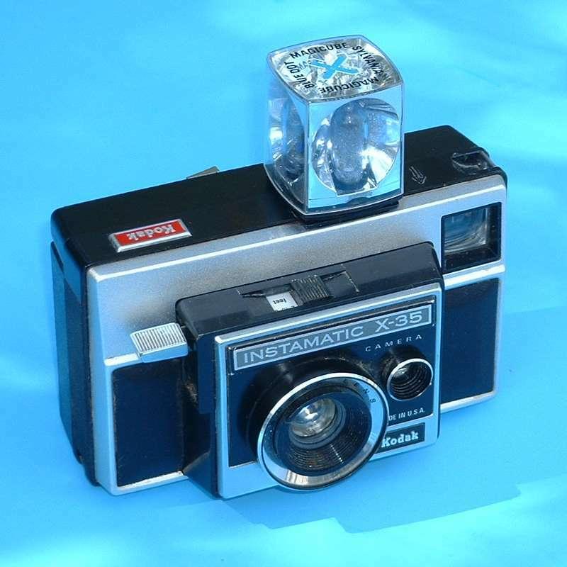 Picture of Kodak Instamatic X-35