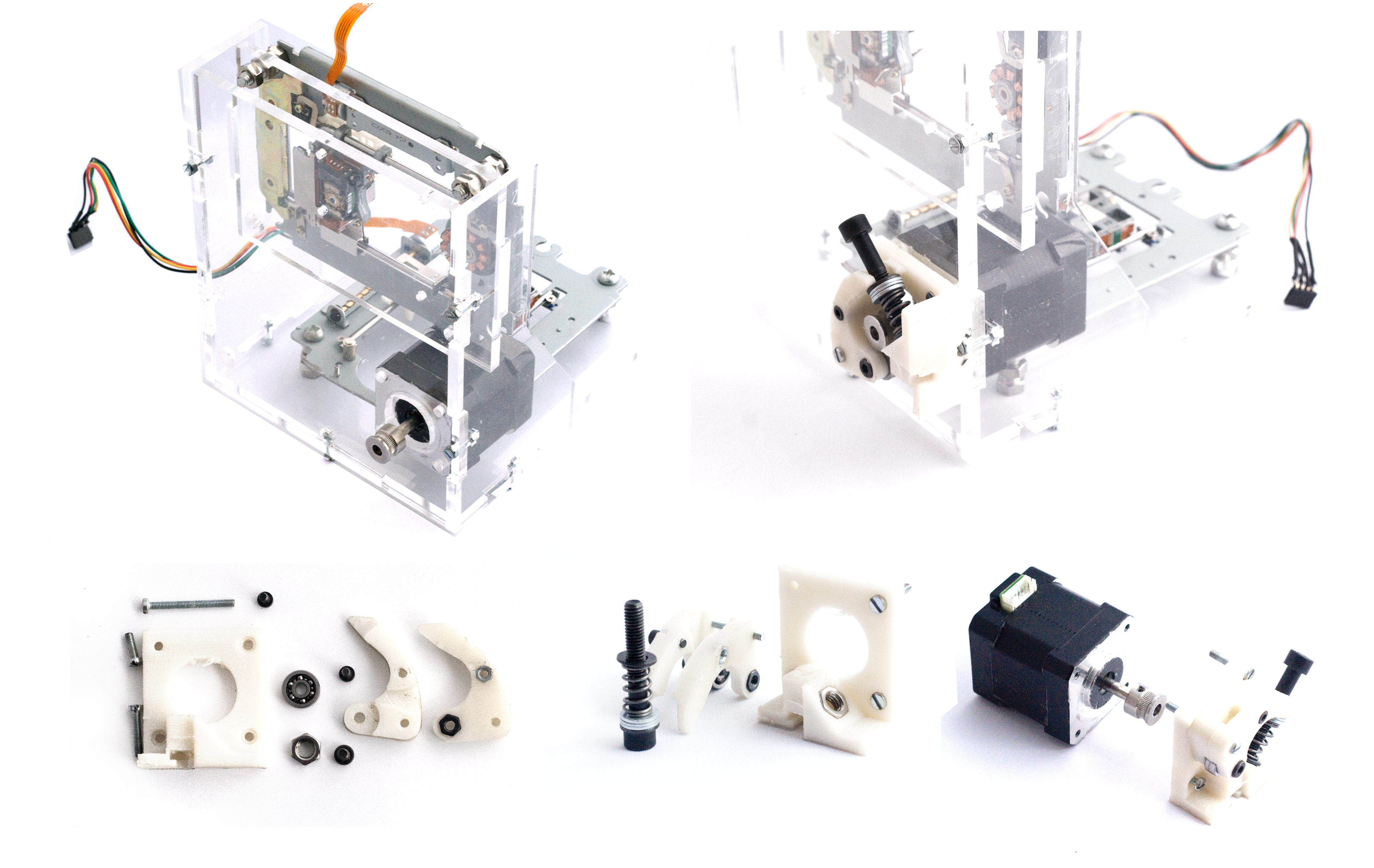 Picture of Step 9: the Extruder
