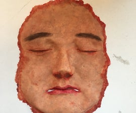 Making a Latex Face