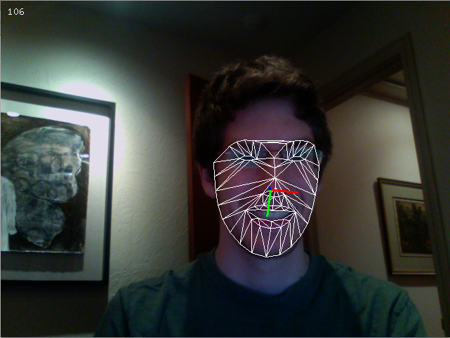 Picture of Adding FaceTracking