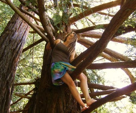 Tree Climbing with a Skirt