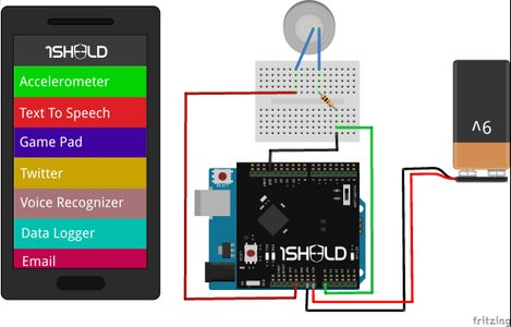 Design the Schematic of the Hardware