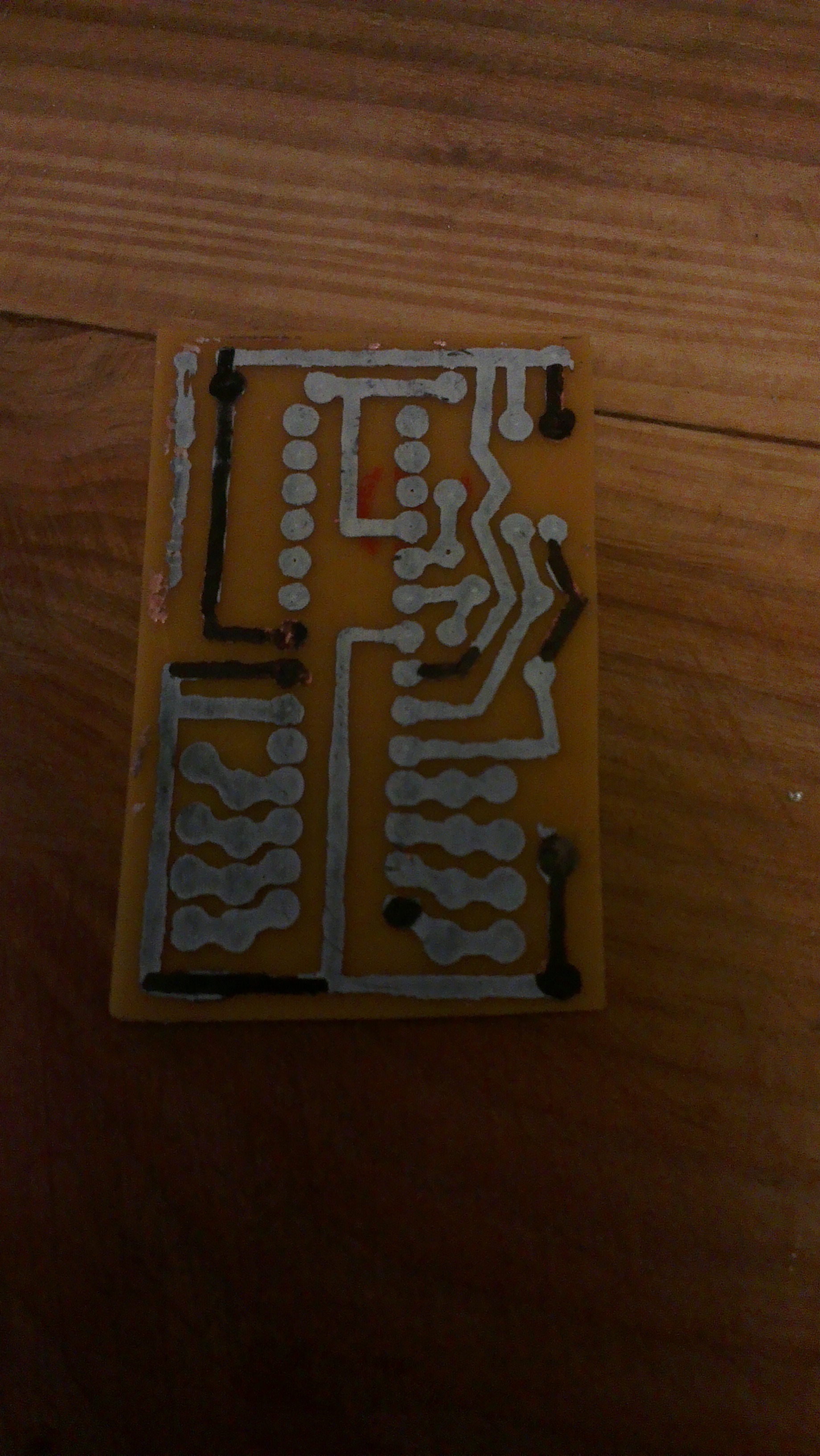 Picture of Micro Board Etching