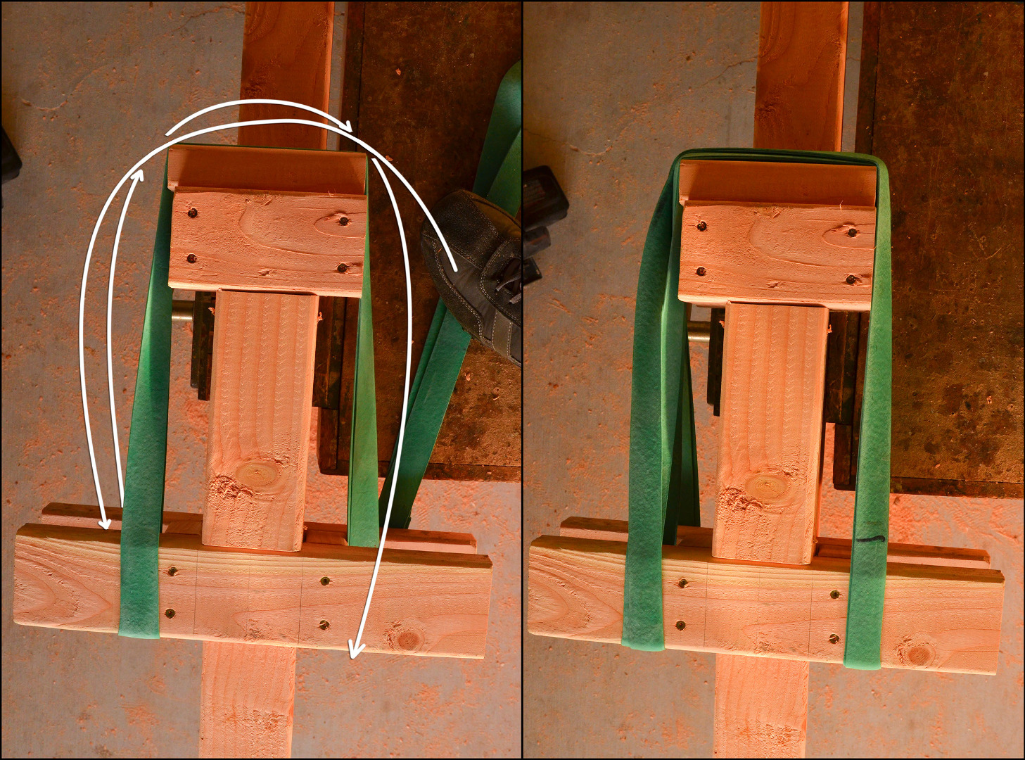 Picture of Attach the Rubber Bands