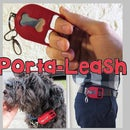 Porta-Leash: Wearable Pocket Sized Retracting Leash