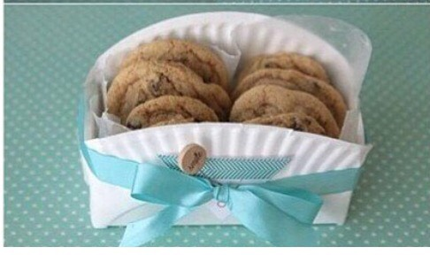 Picture of How to Make a Mini Cookie Basket