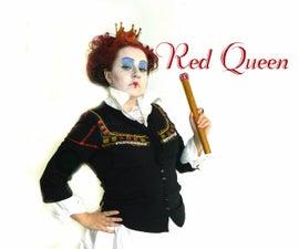 Red Queen Halloween Costume