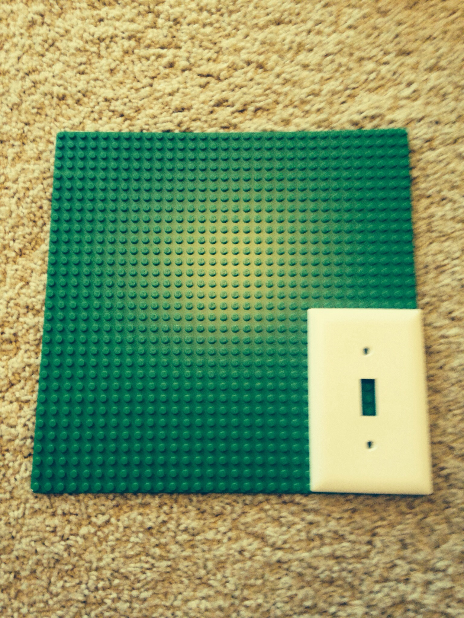 Picture of Match Lego Plate to Cover
