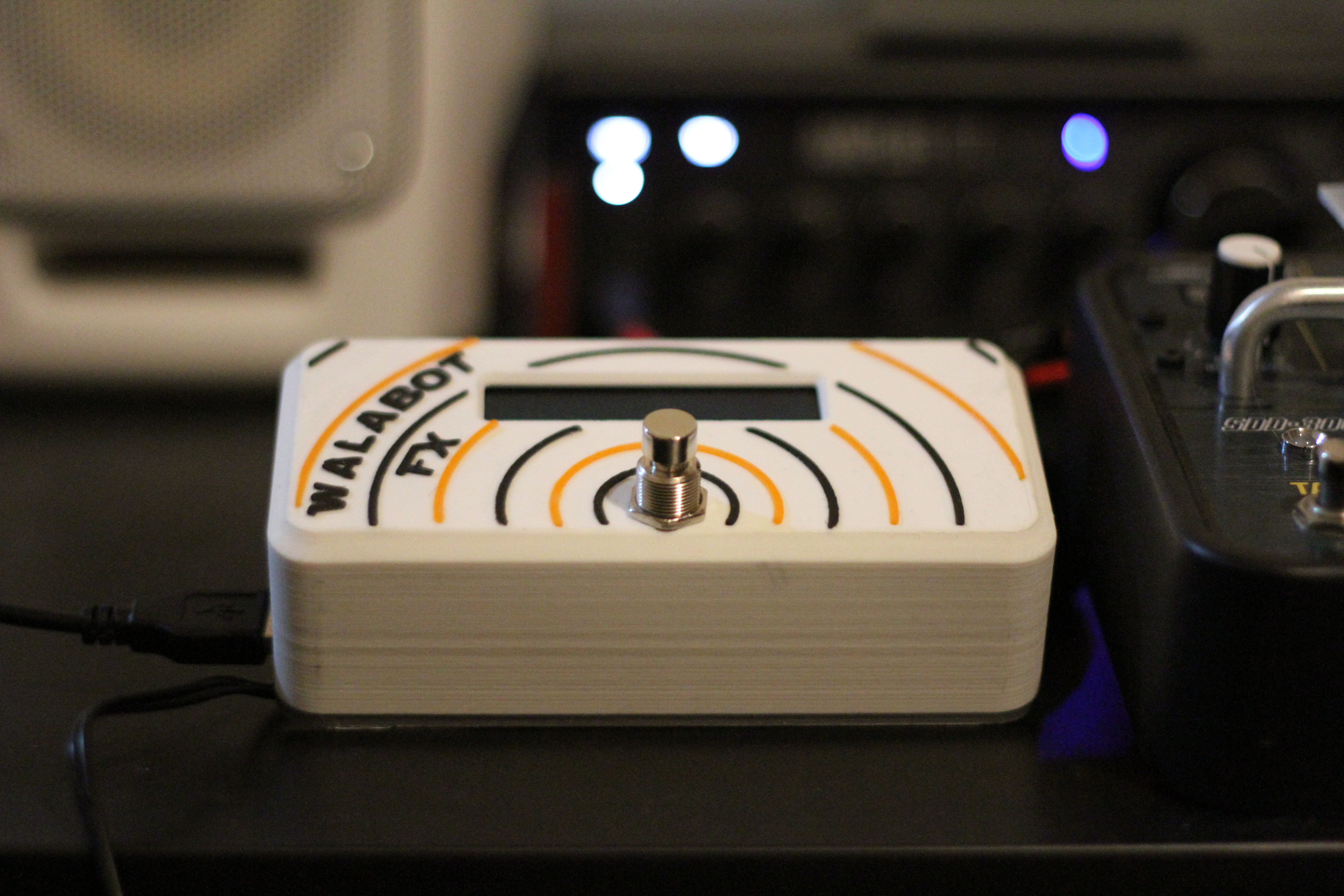 Picture of Walabot FX - Guitar Effect Control