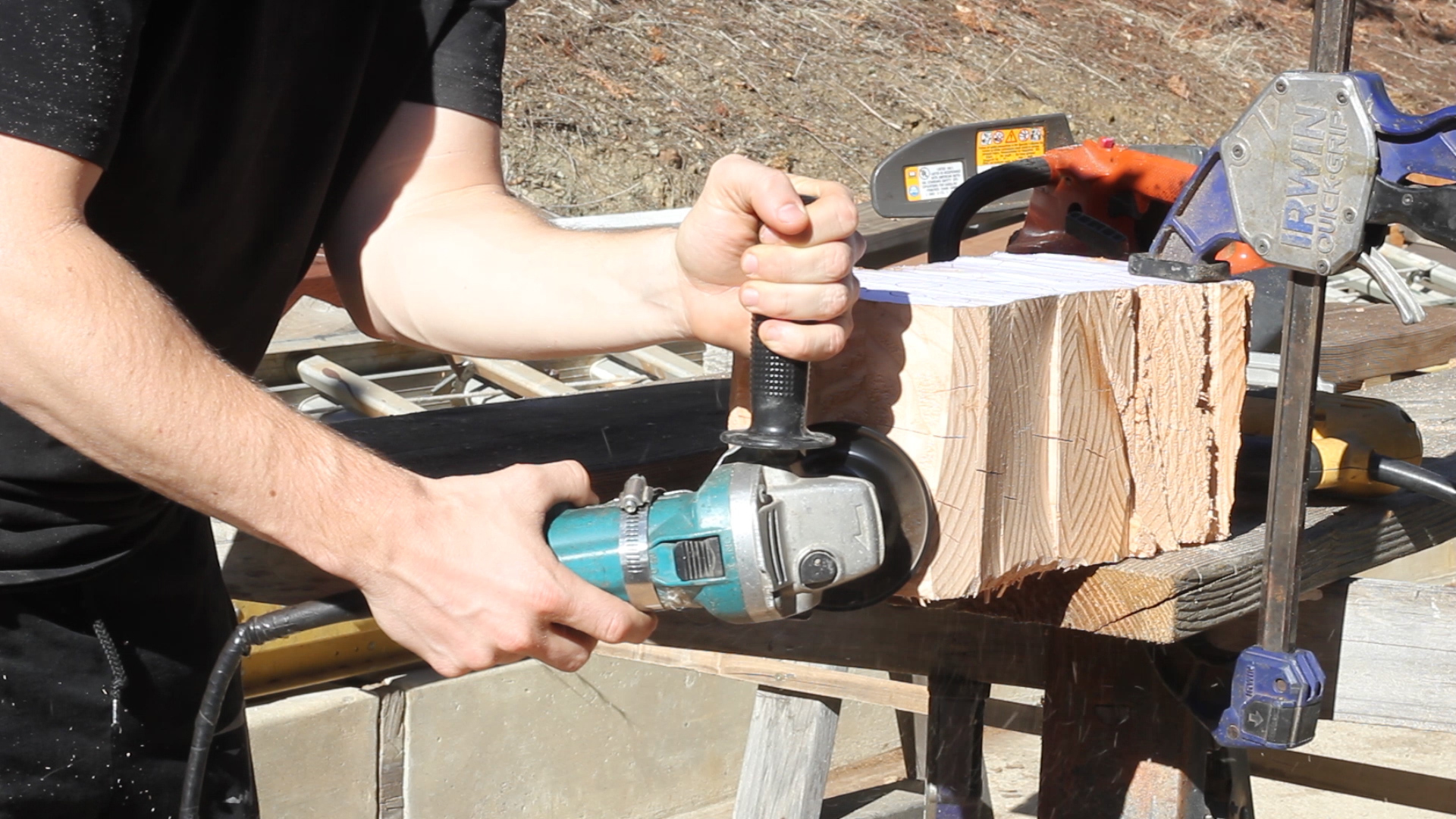 Picture of Power Carving