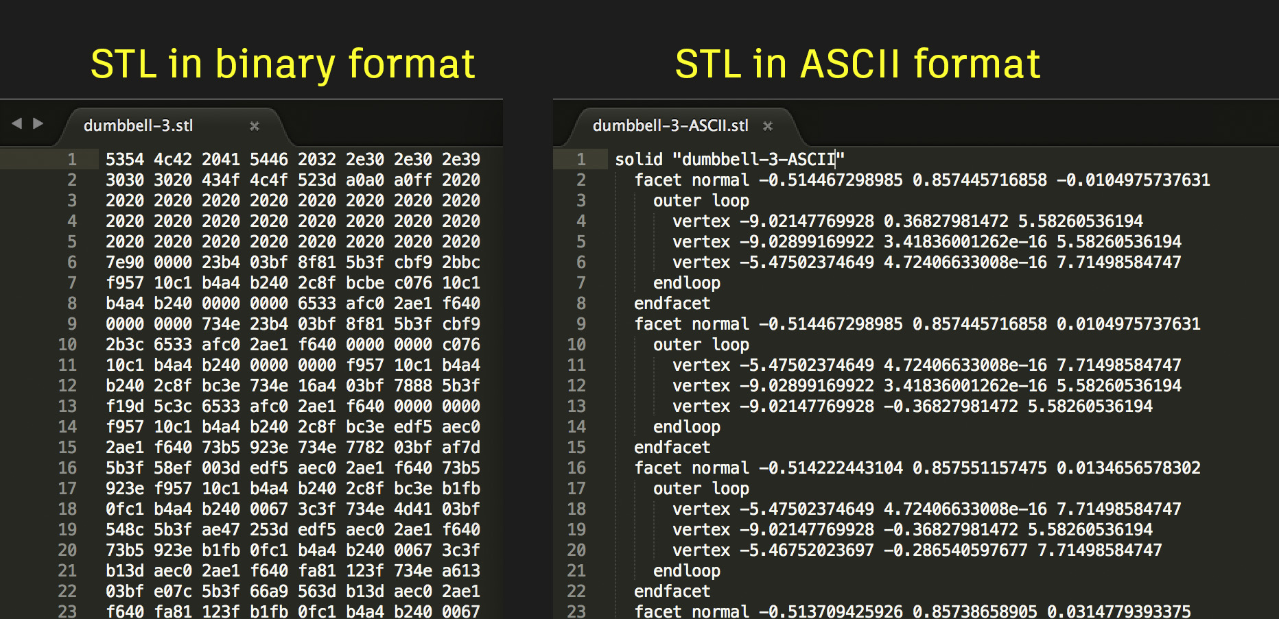 Picture of Import STL Into Meshmixer