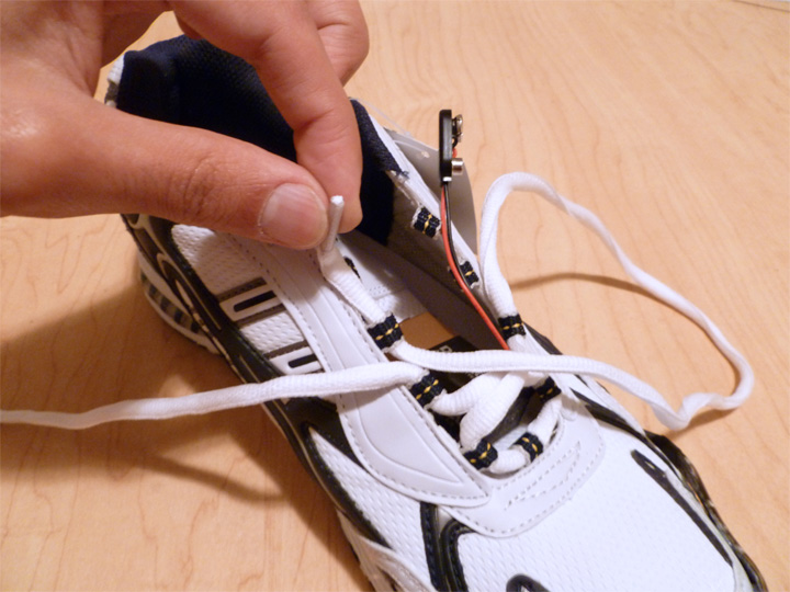 Picture of Lace-up Your Sneakers