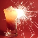 Explosive Cocktail Foam