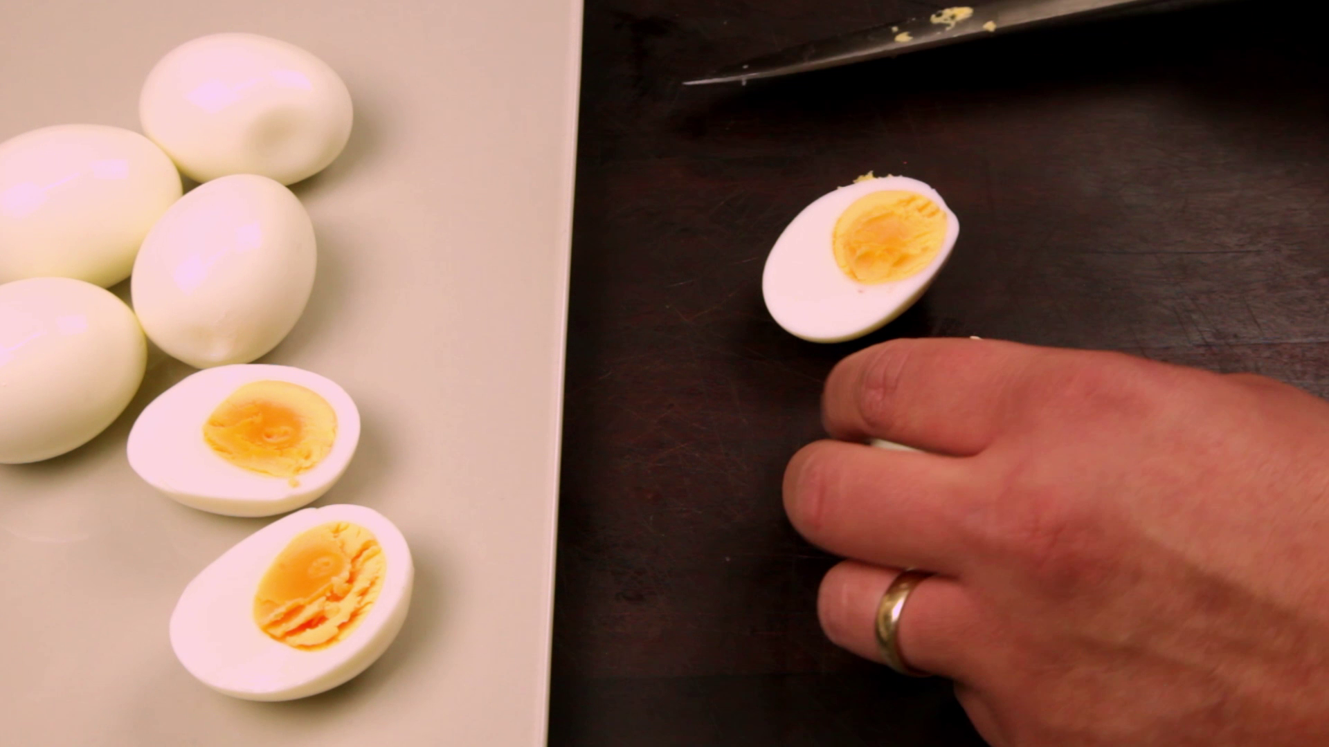 Picture of How to Cook Perfect Hard Boiled Eggs EVERY SINGLE TIME!