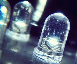 LiFi: Transmit music using light