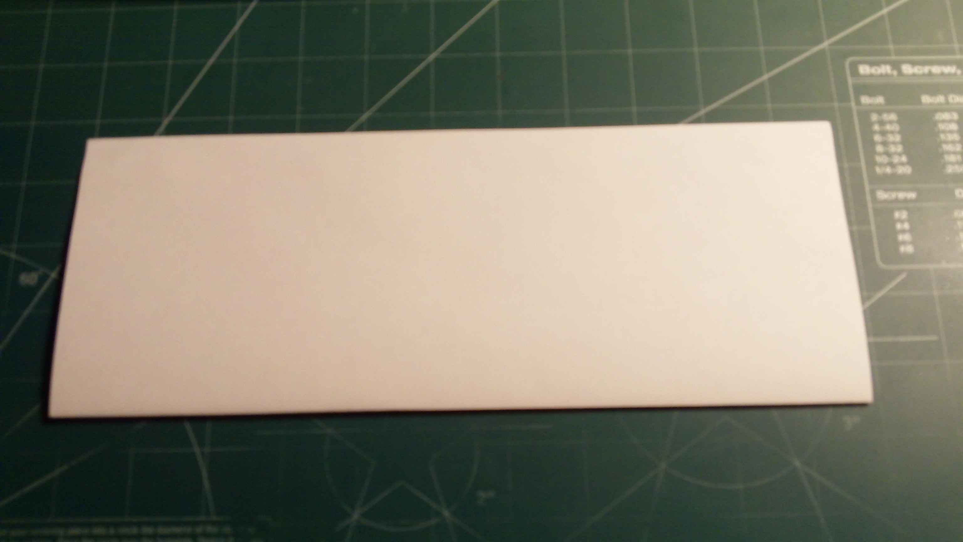Picture of Length and Corner Folding