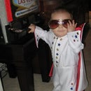 Baby Elvis Halloween Costume