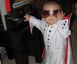 Baby Elvis Halloween Costume