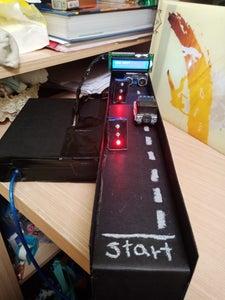 Traffic Light Learning Game