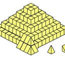 A COMPLETELY NEW THEORY ON THE BUILDING OF PYRAMIDS (AS FAR AS I KNOW)